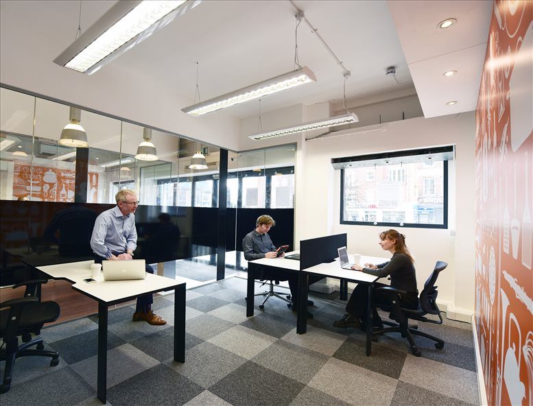 1 Empire Mews Office Space West Norwood
