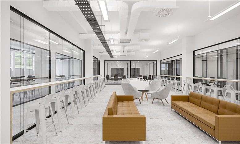 Photo of Office Space on 4 Christopher Street Liverpool Street