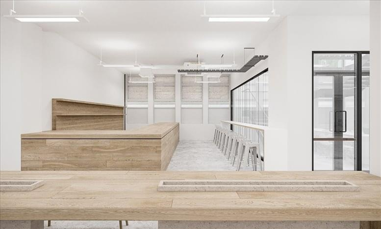 Picture of 4 Christopher Street Office Space for available in Finsbury
