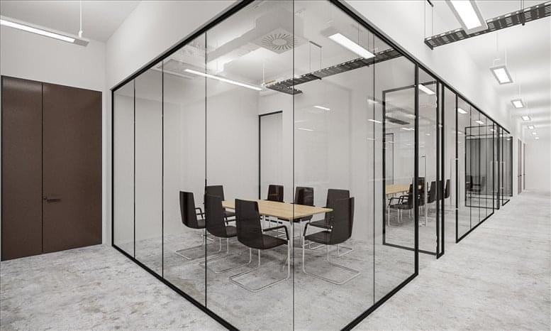 Office for Rent on 4 Christopher Street Finsbury