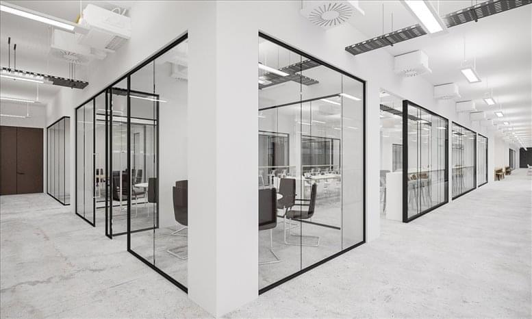 Image of Offices available in Finsbury: 4 Christopher Street