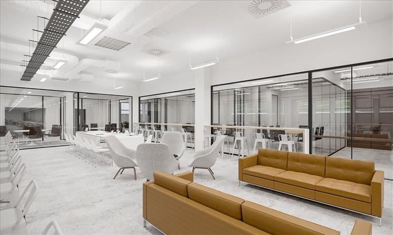 Finsbury Office Space for Rent on 4 Christopher Street