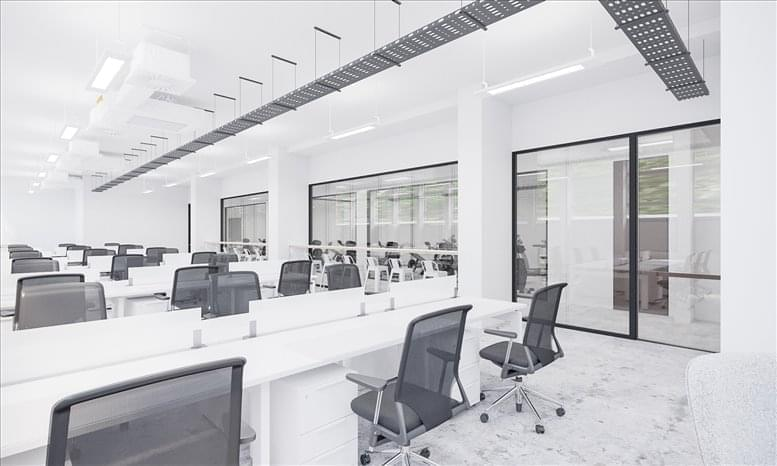Rent Finsbury Office Space on 4 Christopher Street