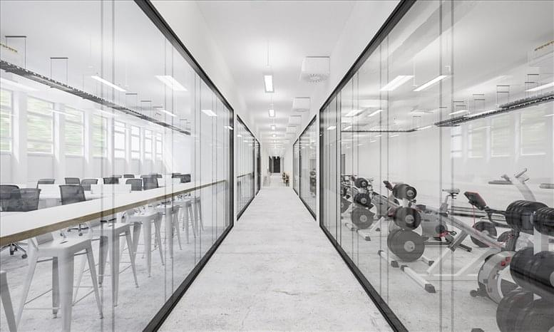 Photo of Office Space available to rent on 4 Christopher Street, Liverpool Street