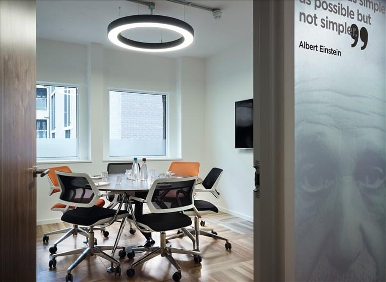Photo of Office Space on 7 Harp Lane, City of London Monument