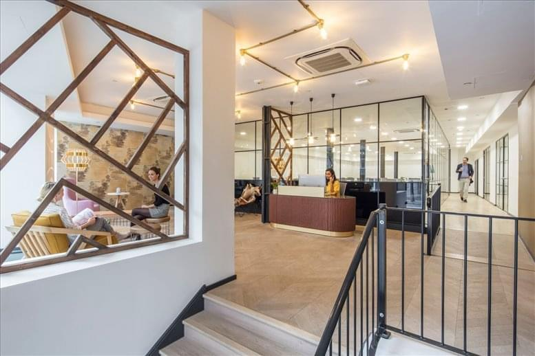 29 Clerkenwell Road Office Space Farringdon