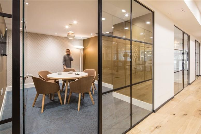 Farringdon Office Space for Rent on 29 Clerkenwell Road