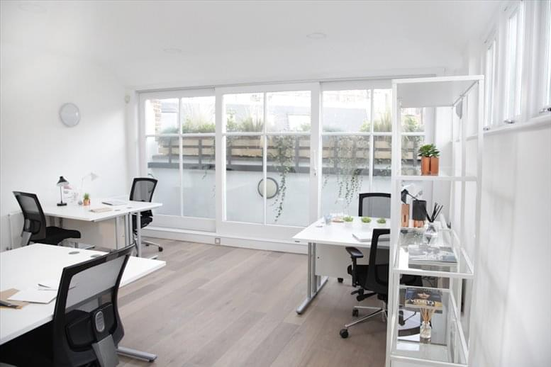 Photo of Office Space on 1 Neal's Yard, West End Covent Garden