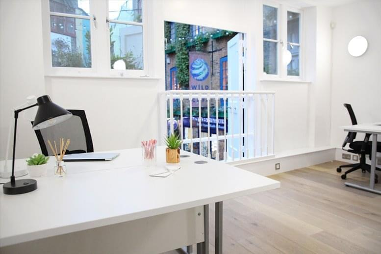 1 Neal's Yard, West End Office for Rent Covent Garden