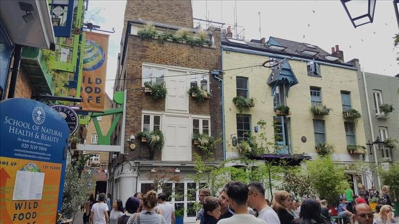 Picture of 1 Neal's Yard, West End Office Space for available in Covent Garden