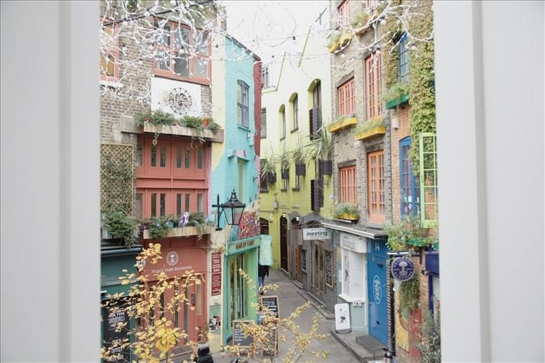 Image of Offices available in Covent Garden: 1 Neal's Yard, West End