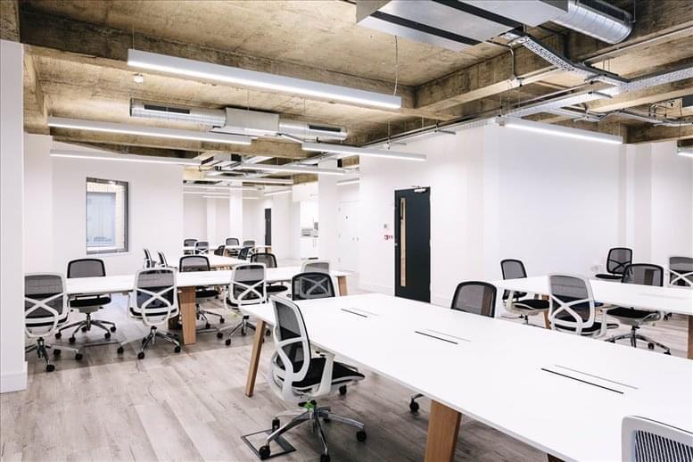 Photo of Office Space on 21 Worship Street, Finsbury Finsbury