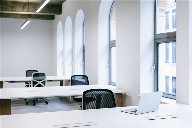 Finsbury Office Space for Rent on 21 Worship Street, Finsbury
