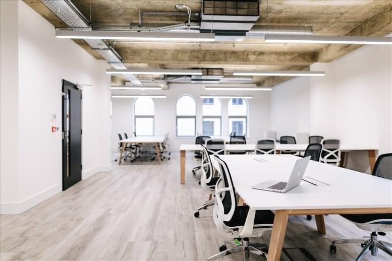 Rent Finsbury Office Space on 21 Worship Street, Finsbury