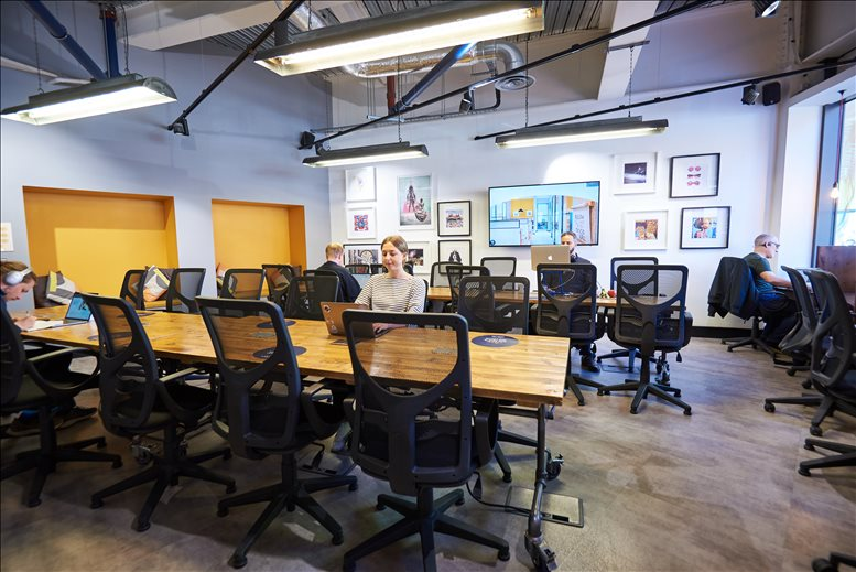 Photo of Office Space on 13 Hawley Crescent Camden Town