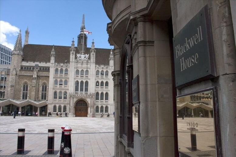Photo of Office Space on Blackwell House, Guildhall Yard The City