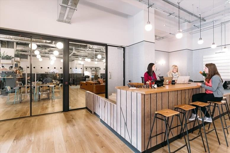 Picture of 115 Mare Street, London Fields, Hackney Office Space for available in London Fields