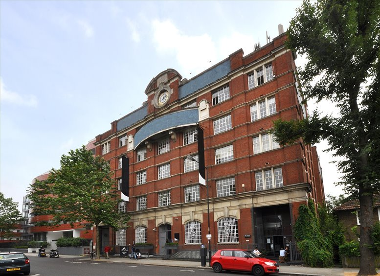 Pall Mall Deposit, 124-128 Barlby Road, Ladbroke Grove available for companies in West London