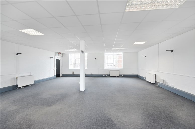Image of Offices available in West London: Pall Mall Deposit, 124-128 Barlby Road, Ladbroke Grove