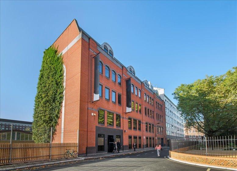 8-14 Verulam Street, Holborn Office Space Chancery Lane