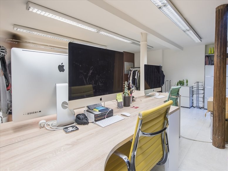 Photo of Office Space on 51-53 Rivington Street Shoreditch