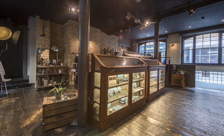 Office for Rent on 51-53 Rivington Street Shoreditch