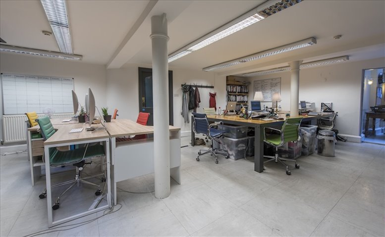 Shoreditch Office Space for Rent on 51-53 Rivington Street