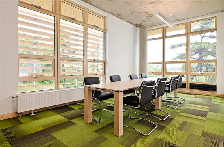 Rent Dartford Office Space on The Nucleus, Brunel Way