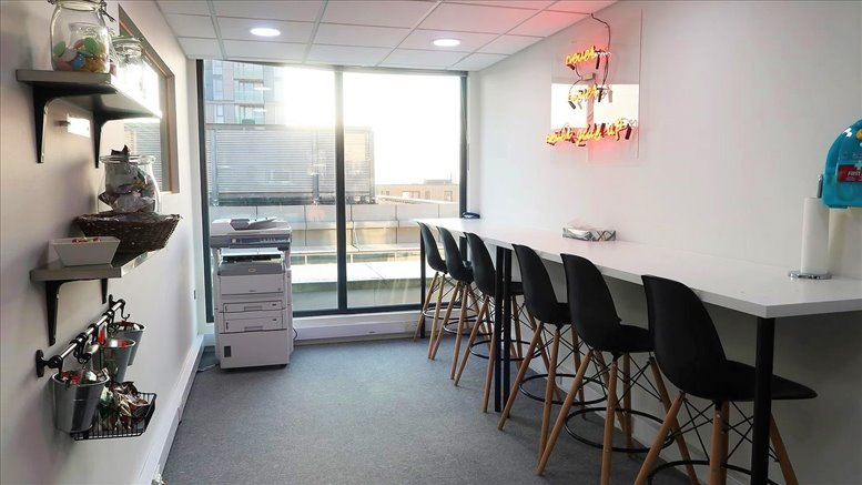 Image of Offices available in Ealing: 22 Uxbridge Road, Ealing