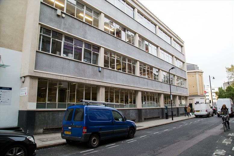 69-85 Tabernacle Street, Shoreditch Office Space Old Street