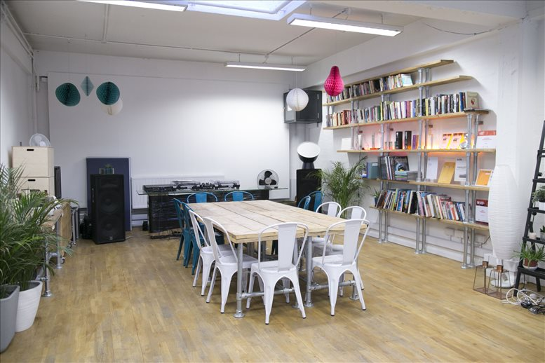 Picture of 69-85 Tabernacle Street, Shoreditch Office Space for available in Old Street