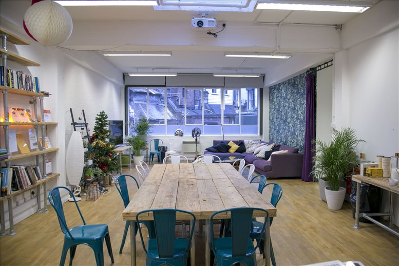 Office for Rent on 69-85 Tabernacle Street, Shoreditch Old Street