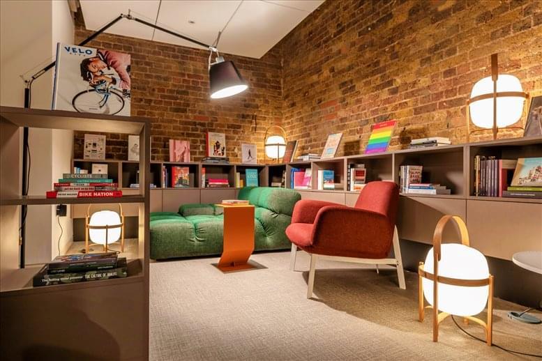 42-46 Princelet Street, Spitalfields Office for Rent Aldgate East