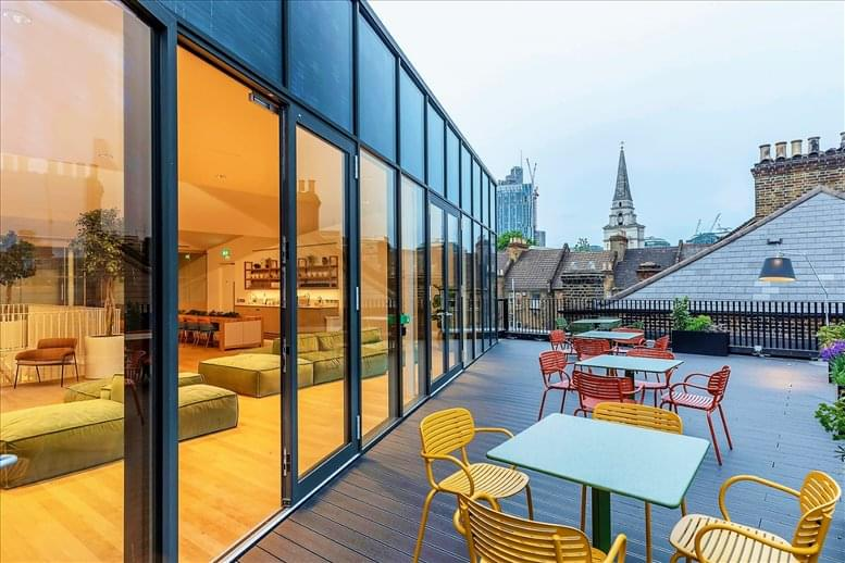 Aldgate East Office Space for Rent on 42-46 Princelet Street, Spitalfields