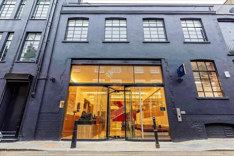 Rent Aldgate East Office Space on 42-46 Princelet Street, Spitalfields