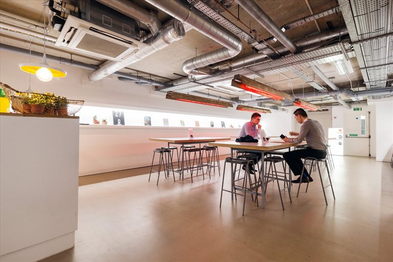 Photo of Office Space on 8 Lee Street, Haggerston, East London - E8