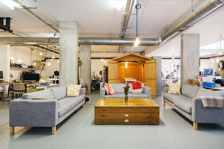 Photo of Office Space on 8 Lee Street, Haggerston, East London Hoxton