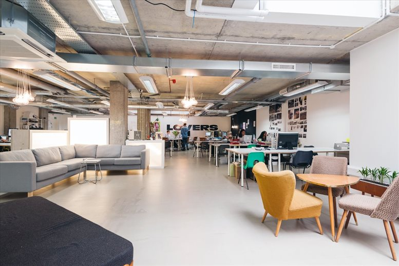 Office for Rent on 8 Lee Street, Haggerston, East London Hoxton