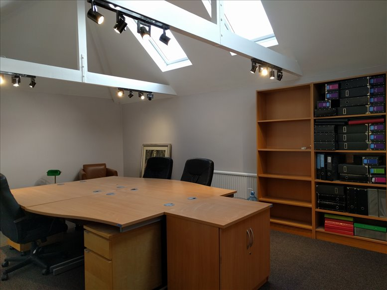 Office for Rent on The Old Free School, George Street Watford
