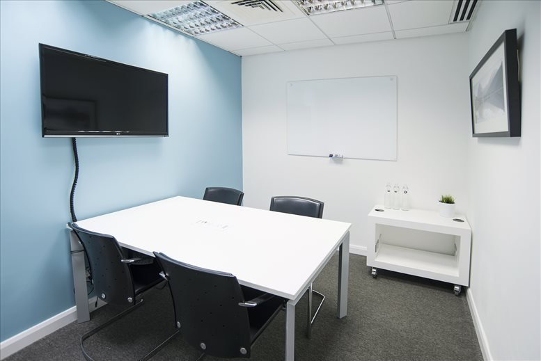 Watford Office Space for Rent on Hilton Hotel, Elton Way