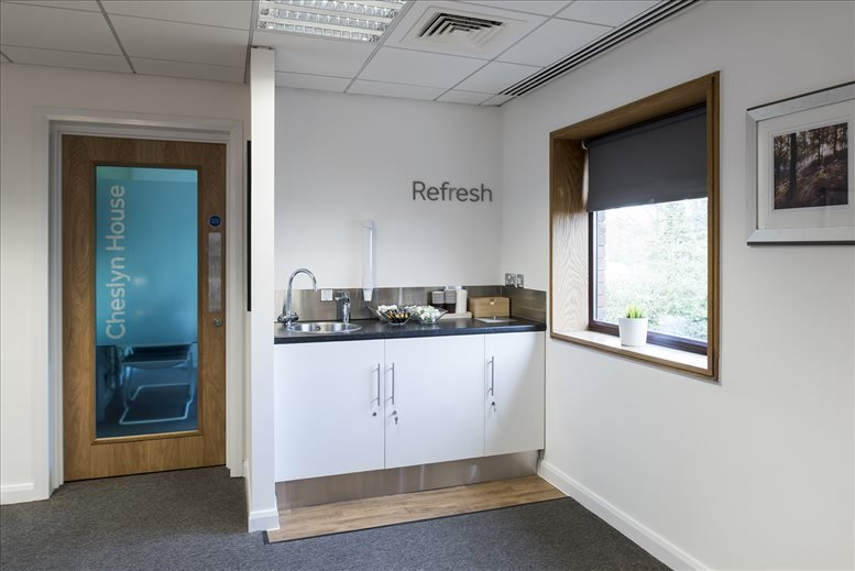 Rent Watford Office Space on Hilton Hotel, Elton Way