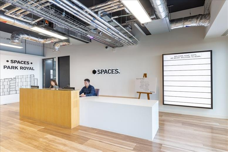 Image of Offices available in Park Royal: First Central 200, 2 Lakeside Drive