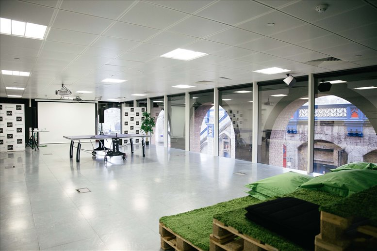 Picture of International House, 1 St Katharine's Way, St Katharine Docks Office Space for available in Wapping