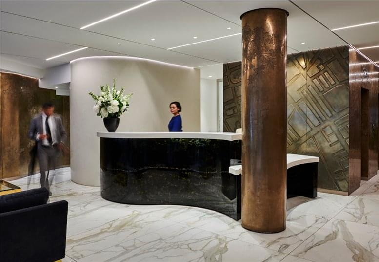 Mayfair Office Space for Rent on 16 Berkeley Street