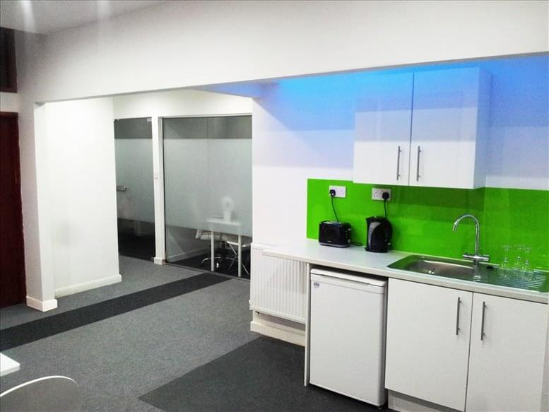 Image of Offices available in Wembley: Liberty Centre, Mount Pleasant