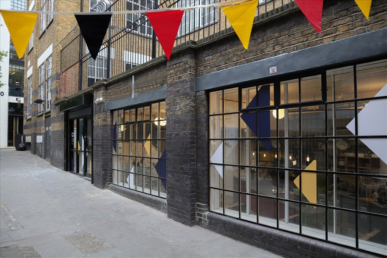 20 Jerusalem Passage available for companies in Farringdon