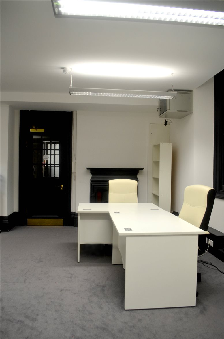 Six Lloyd's Avenue, City of London Office for Rent Fenchurch Street