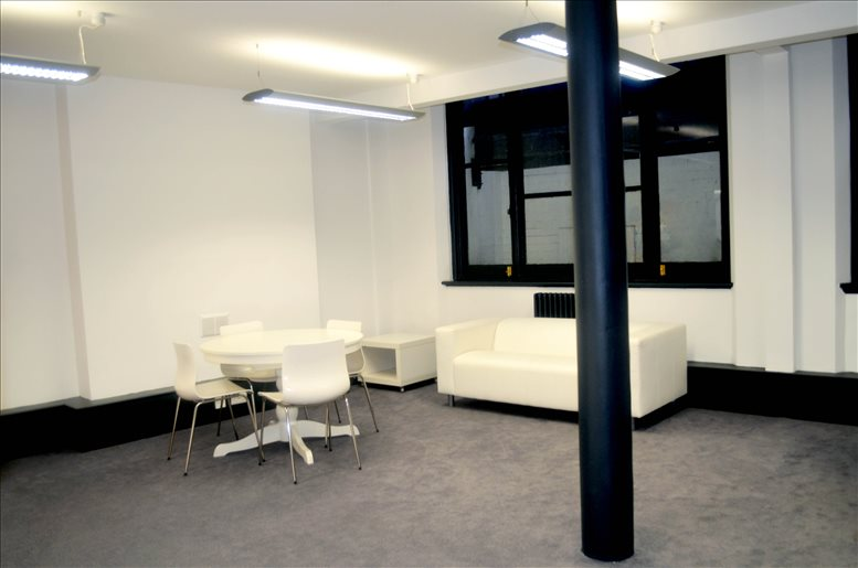 Office for Rent on Six Lloyd's Avenue, City of London Fenchurch Street