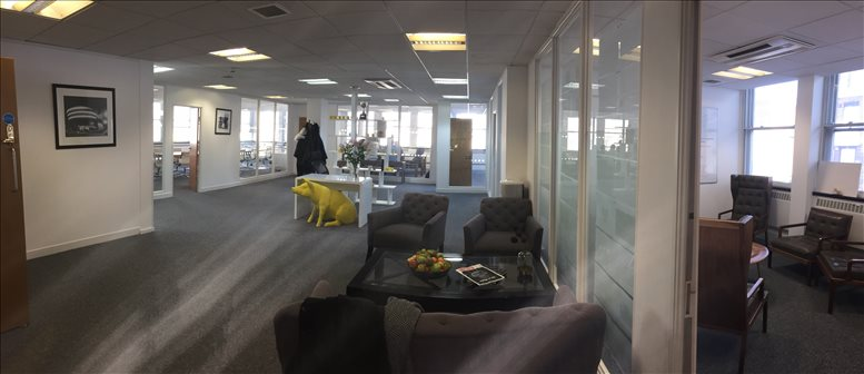 50 Eastbourne Terrace Office Space Paddington
