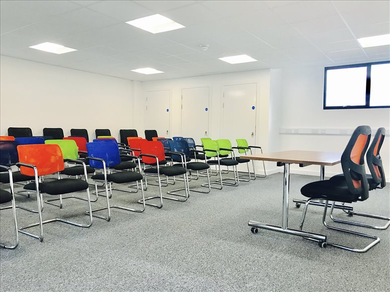 Stanmore Business & Innovation Centre, Howard Road, Stanmore Office Space Edgware